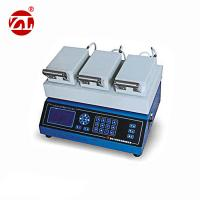 Fabric Ironing Sublimation Color Fastness Tester Textile Testing Machine Manufactures