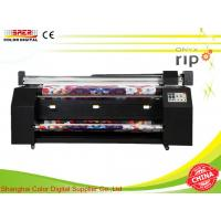 2 Epson Dx7 Cotton Printing Machine / Roll Digital Cloth Printing Machine Manufactures