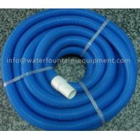 Blow Molded Swimming Pool Accessories PE Vacuum Hose For Above Ground Pool Manufactures