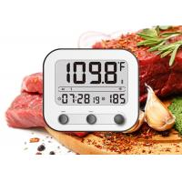 China Rechargeable Wifi Digital Food Thermometer Wireless Control For Grilling on sale