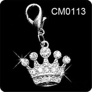 Pet Charm / Pendant Imperial Crown Manufactures
