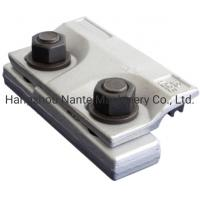 Railway Track Clips Heavy Duty Steel Crane Rail Clamp Model Rail Manufactures