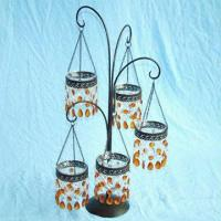 2011 new styles decorative polyresin candle holder Manufactures