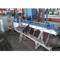 Automatic Wire Straightener And Cutter , High Speed Wire Steel Rod Straightening Machine Manufactures