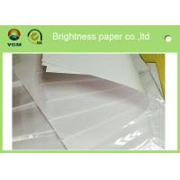 Recycled Calendar Printing Paper , Invitation Printing Paper Sheet Standard Size Manufactures