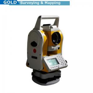 Intelligent Calibration Software Applied Intelligent Total Station