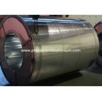 Zinc Coated Steel Coil Of Superiority GI For Industrial Freezers / Electrically Controlled Cabinets Manufactures
