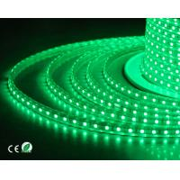 3.5 W/M Energy Saving Green LED Rope Lights Outdoor For Hallways / Stairs Manufactures
