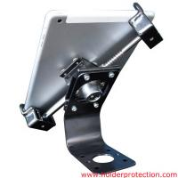 COMER anti-theft cable lock devices tablet desk stand holders with security anti-grab lock Manufactures