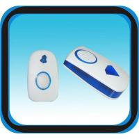 Wireless  Doorbell Waterproof Transmitter Button 80-120M Remote Distance Manufactures
