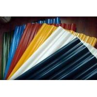 Corrugated Roof Cold Rolled Color Coated Steel Coils with ISO9001 standard Manufactures