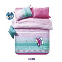 Elle Brand Kids Simple Sateen Bedding Sets with Eco-friendly Fabric Manufactures