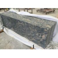 Professional Custom Granite Kitchen Countertops 2400 X 600mm For Apartment Manufactures
