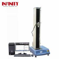 5KN Electronic Universal Testing Machine Textile Testing Instrument High Accuracy Manufactures