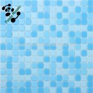 China SMH16 Premium Swimming Pool Design Mosaic Chinese Mosaic Tile Beautiful Pattern Glass Mosaic Pool Tiles on sale