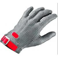 Puncture Resistant Work Gloves For Butcher , Knife Proof Gloves Kitchen Manufactures