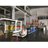 Three Layer PC ABS Plastic Sheet Extrusion Machine For Making Baggage Luggage Case Manufactures