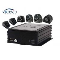 China Vehicles H265 8CH 1080P 4G 14W Mobile Digital Video Recorder on sale