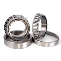 High Speed Single Row NSK Bearings / Tapper Roller Bearings For Automobiles ID35mm Manufactures