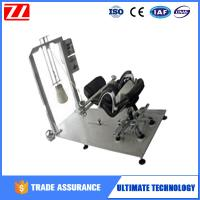 Furniture Testing Machine Humanized Operation Control Chair Back Backward Durability Tester Manufactures