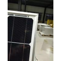 Glass Laminated Polycrystalline Solar Panel 200 Watt With Strong Wind Resistance Manufactures