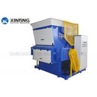 High Capacity Plastic Waste Shredder Machine For Woven Bags Fishnet Cutting Machine for sale
