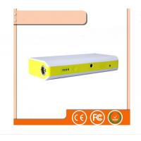 China Hot auto portable car multi function jump starter power bank 16000mAh capacity on sale