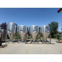 China 3000L 4000L 5000L beer fermentation tank for large beer brewery equipment brew system on sale