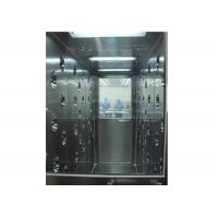 Stainless Steel Tunnel Air Shower With Automatic Door , Clean Room Equipment Manufactures