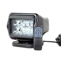 12/24 DC IP 68 Mount Magnets Rotatable 7-inch 50W LED Work Light, CE Marked Manufactures