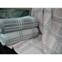 100% Cotton Yarn-dyed Bath Towel Manufactures