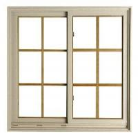 Thermally Break Aluminum Sliding Window Manufactures