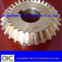 Corrosion Resistance Transmission Spare Parts Steering Gear / Speed Gear Manufactures