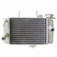 Aluminum Water Cooler, Used as Cooling System of Motorcycle/Roadlouse Manufactures