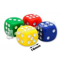 China Funny Magic Dice Set  Mercury Dice Apply To Gambling on sale