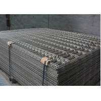 China Construction Concrete Wire Mesh , Steel Reinforcing Mesh Welded Weave Style on sale