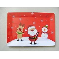 Christmas Melamine Tray Manufactures