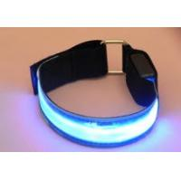 Red Safty LED Armband Manufactures