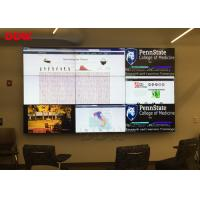 Samsung Panel DDW LCD Video Wall With Anti Glare Surface 5.3mm Bezel Width Manufactures