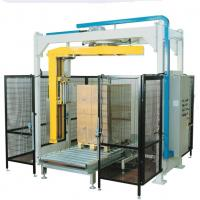 Automatic pallet wrapping machine Manufactures