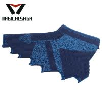 Good quality casual vamp shoes uppers fly knit fabric material Manufactures