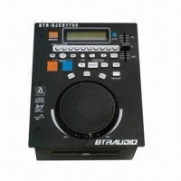 China Single Desk Model Professional CD Player with LCD Display on sale