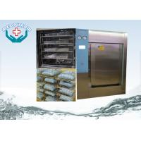 Liquid Cycle With Pressure Ballasting Steam Autoclave Sterilization Using Autoclave Manufactures