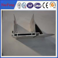 price of aluminium extrusion,exterior/exhibition tent anodized aluminium price per kg Manufactures