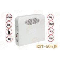 850MHz - 894MHz High Power Jammer 2G 3G 4G  LTE WIFI For Schools Manufactures