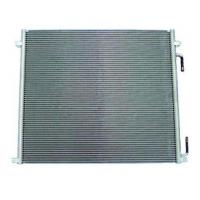 12, 16, 20mm Thickness Micro Channel Heat Exchanger Air Cooled Aluminum Tube Condenser Manufactures