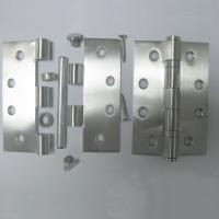 433 stainless steel 304 grade Commercial ball bearing butt door hinges Manufactures