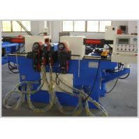 SW38 Double Head Pipe Bending Machine Bend Radius 38 - 200mm Stable Performance Manufactures
