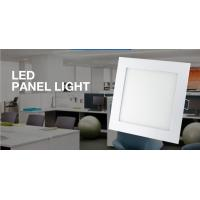 High Quality 15W  SMD 2835 recessed Square small led panel light with CE RoHS  FCC Manufactures
