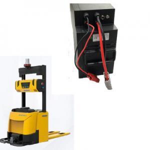 Custom Design 60Ah 48 Volt Forklift Lithium Ion Battery Manufactures